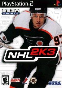 NHL 2K3 – фото обложки игры