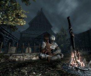 Как превратить Skyrim в Dark Souls