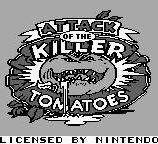 Скриншот Attack of the Killer Tomatoes – Изображение 1