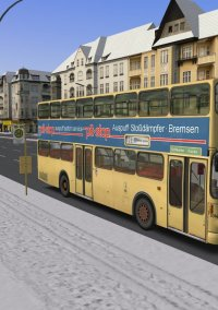 OMSI: The Bus Simulator – фото обложки игры