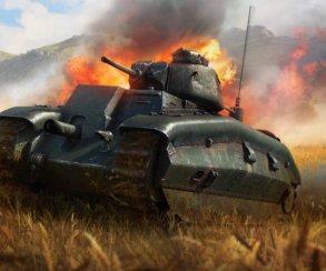 Французские танки с автопушками в War Thunder — уже скоро!