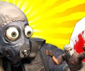 Гифка дня: «отличный» трюк вCounter-Strike: Global Offensive