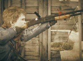 Ютубер заменил главного героя Red Dead Redemption 2 ребенком. Оннеуступает взрослым