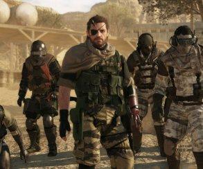 Konami провела 11-минутную демонстрацию Metal Gear Online