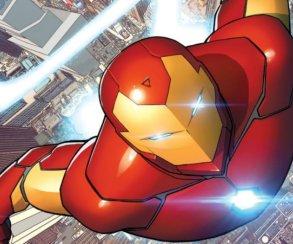 Новый костюм Железного человека из«Войны бесконечности» показали врекламном ролике Disneyland