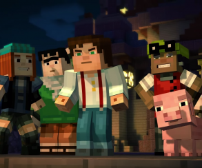 Minecraft: Story Mode – Episode 1 выйдет в октябре
