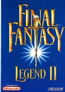 Final Fantasy Legend II