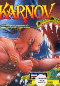 Karnov – фото обложки игры