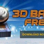 Скриншот 3D Ball Free – Изображение 1