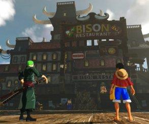 Луффи против всех: первый геймплей One Piece: World Seeker внушает веру вуспех игры