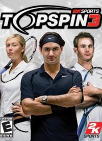 Top Spin 3 – фото обложки игры
