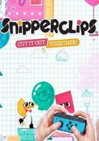 Snipperclips - Cut it out, together! – фото обложки игры