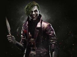 Разработчики Mortal Kombat 11 поделились новогодним тизером Джокера