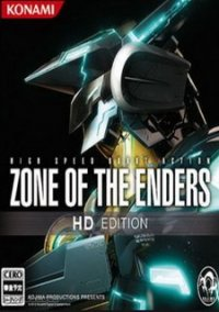 Zone of the Enders HD Collection – фото обложки игры