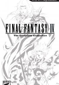 Final Fantasy 4: The Complete Collection – фото обложки игры