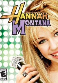 Hannah Montana – фото обложки игры