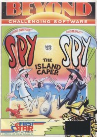 Spy vs. Spy: The Island Caper