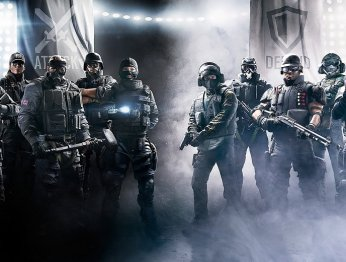 Серия игр Tom Clancy's Rainbow Six