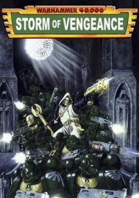 Warhammer 40,000: Storm of Vengeance – фото обложки игры