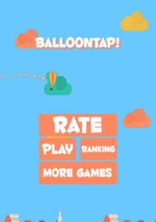 BalloonTap! - Flame Happy Flappy Monke