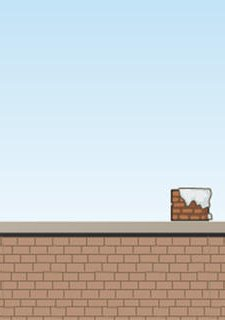 Roof Top Challenge: Crazy Stickman Run & Jump