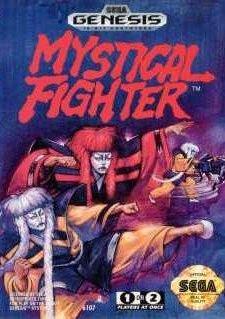 Mystical Fighter