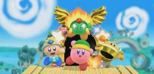 Kirby Star Allies. Анонсирующий трейлер с E3 2017