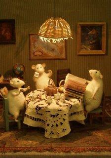 Marvellous Mice Adventures: Meeting Sea Rat