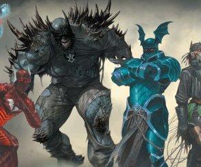 Похоже, DCоставит кого-то иззлых Бэтменов вкомиксах после Dark Nights: Metal