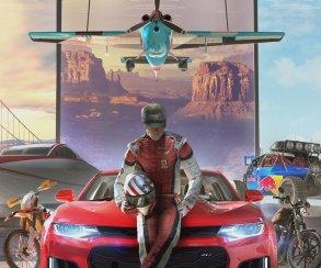 Суть. The Crew 2 — спорная гонка, где в воздухе можно сменить самолет на катер