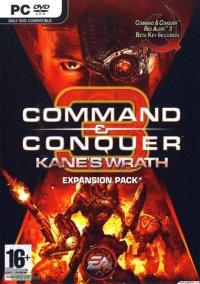 Command & Conquer 3: Kane's Wrath – фото обложки игры