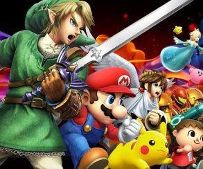 Вышла Super Smash Bros. для 3DS и другие события недели