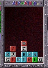 Alphatris – фото обложки игры