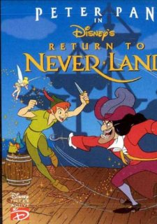 Peter Pan in Disney's Return to Never Land