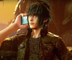 Ноктис из Final Fantasy XV заглянет в Tekken 7. Стоп, чего!?