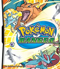 Pokémon Ranger – фото обложки игры