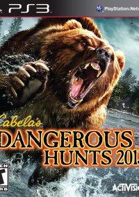 Cabela's Dangerous Hunts 2013 – фото обложки игры