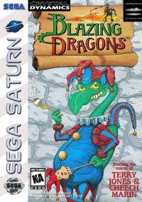 Blazing Dragons – фото обложки игры