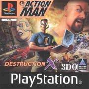 Action Man 2: Destruction X – фото обложки игры
