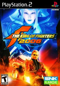 The King of Fighters 2006 – фото обложки игры