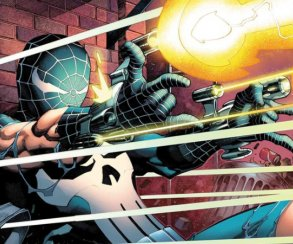 Что еслибы Питер Паркер стал неЧеловеком-пауком, аКарателем?