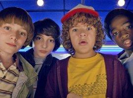 Netflix выпустил нарезку неудачных дублей всех сезонов «Очень странных дел»