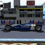 Скриншот F1 2001 – Изображение 7