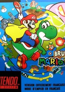 Super Mario World Brutal Mario