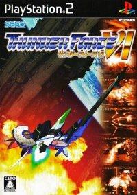Thunder Force VI – фото обложки игры