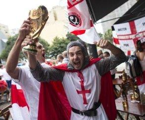 Ufenok77 рассказал англичанам о России и Кубке Мира по футболу