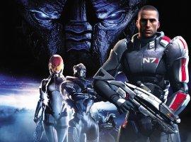 Опубликованы новые концепт-арты Mass Effect. Там «Нормандия»!