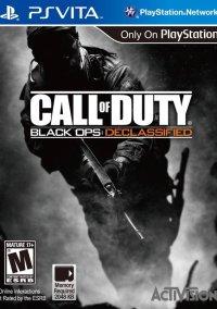 Call of Duty: Black Ops - Declassified – фото обложки игры