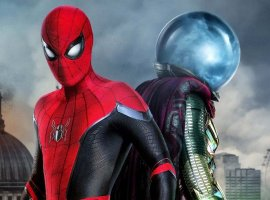 Настоящий Spider-Verse взабавном ролике HISHE оконцовке «Человека-паука: Вдали отдома»