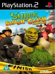Shrek Smash and Crash Racing – фото обложки игры